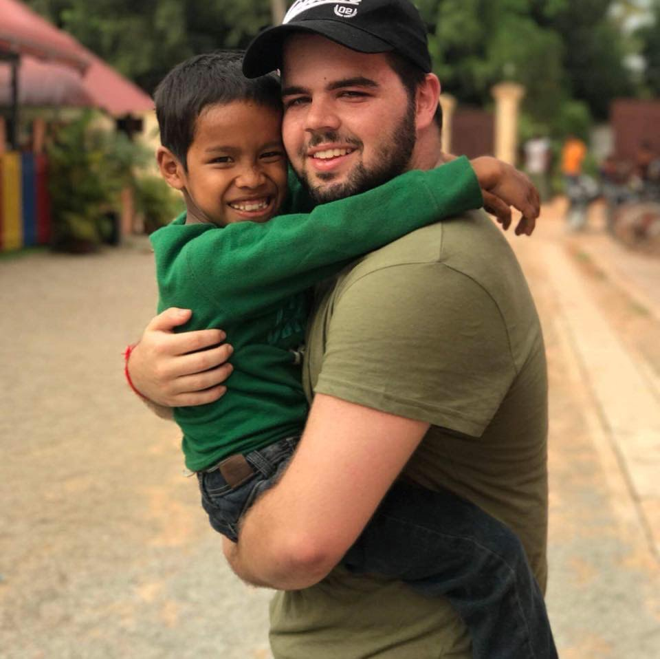 Jack Prosser's Reflection of Help Out, Cambodia in 2017