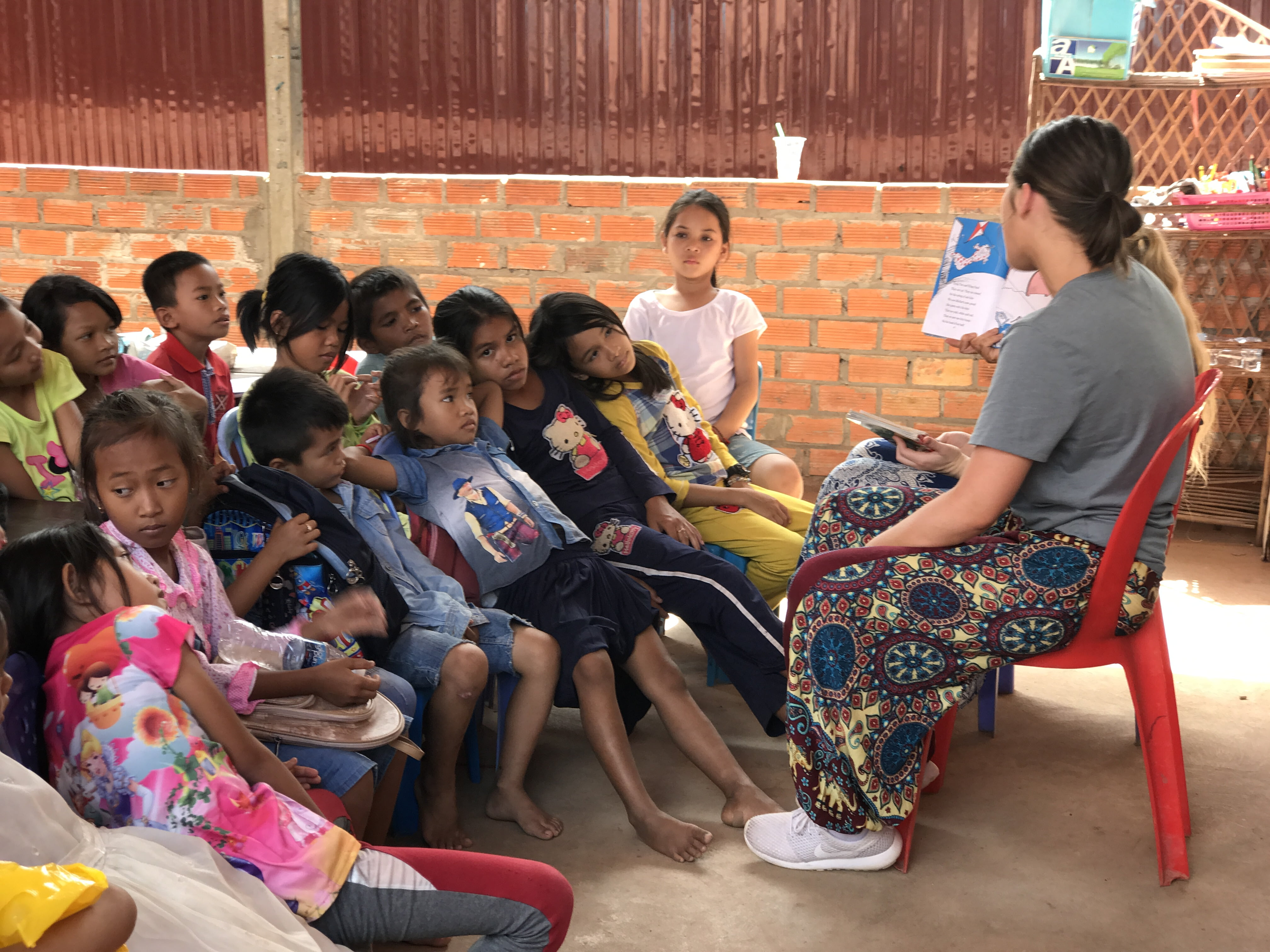 Connection | Sharing our Memories from Feeding Dreams Cambodia
